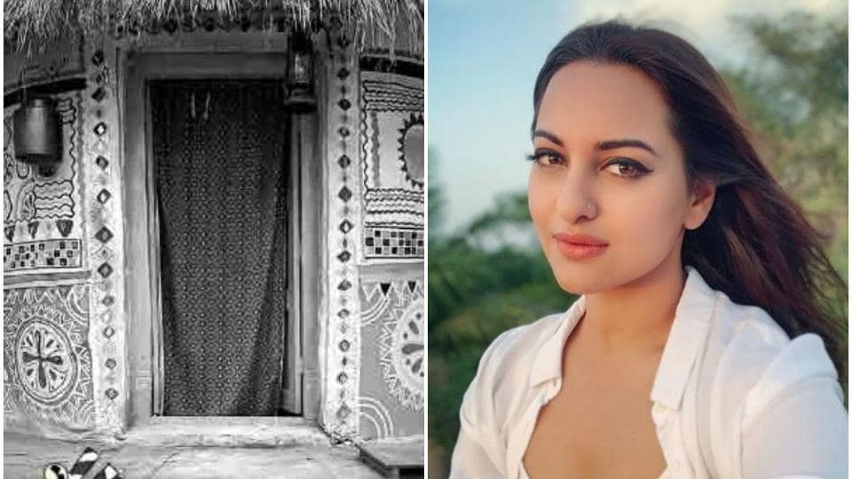 Sonakshi Sinha,Sonakshi Sinha shares glimpse,Bhuj: Pride of India