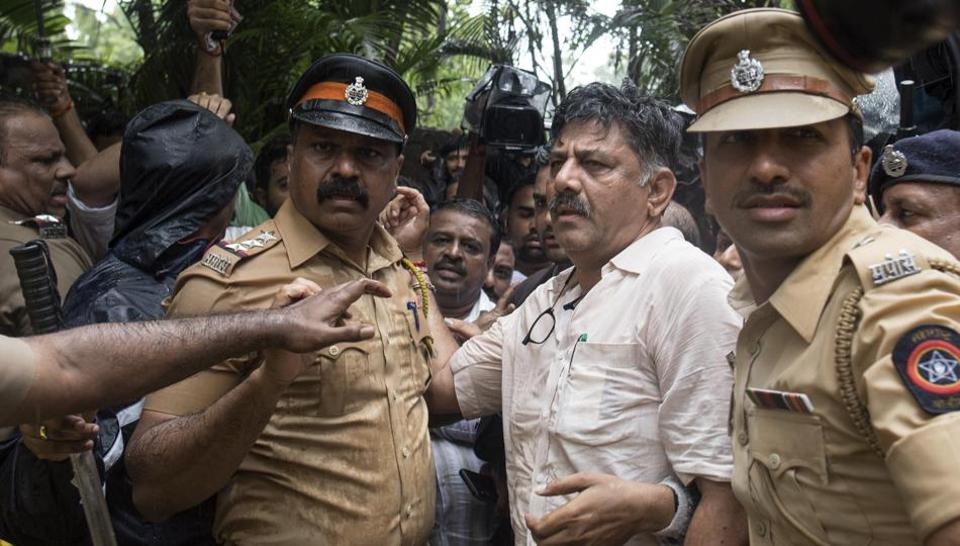 The Cabinet meeting follows a day of high drama in Mumbai, where Congress leader DK Shivakumar tried to meet the rebels but was detained and sent back after 5 hours of waiting outside the hotel where the rebels were staying.