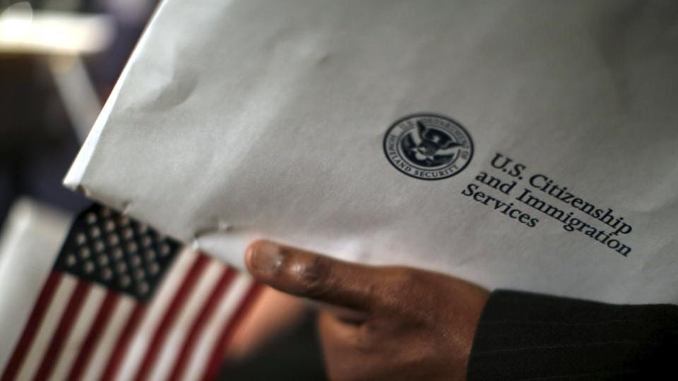 The US lawmakers Wednesday passed a Bill aimed at lifting the current seven percent country-cap on issuing Green Cards.
