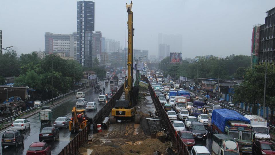 Mumbai metro,Metro-6,Swami Samarth Nagar