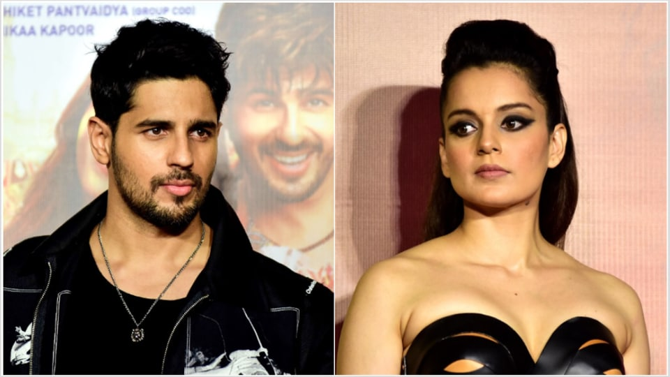 Sidharth Malhotra has said that both media and the actor must behave professionally to one another.