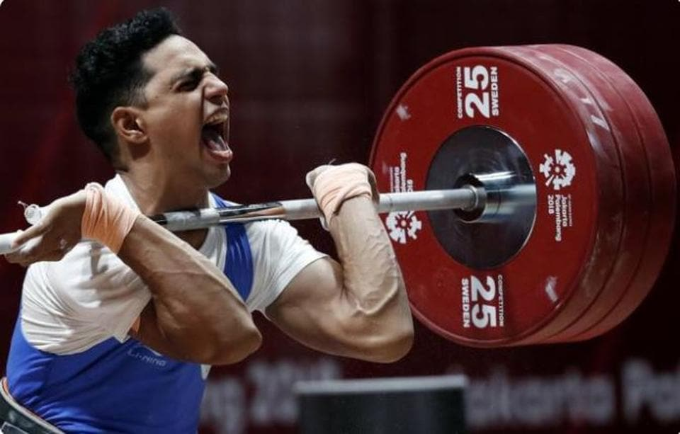 Lifter Ajay Singh creates new Commonwealth record | other