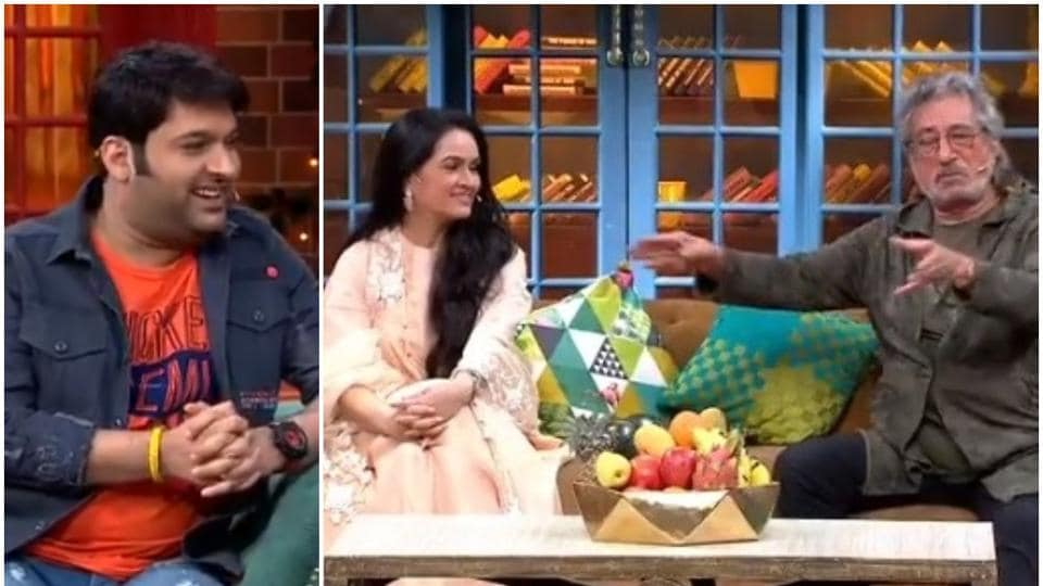 On Kapil Sharma's show, Padmini Kolhapure recalls how Anil Kapoor