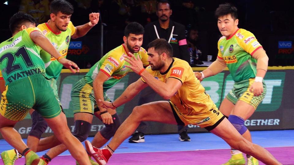 Pro Kabaddi League 2019: Amid old friends, raider Rahul
