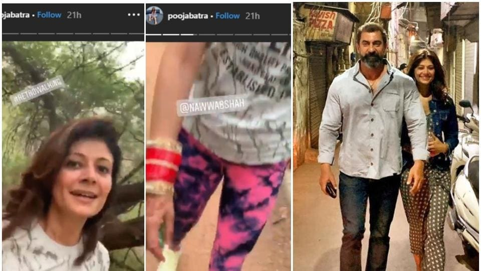 Private Wedding, Pooja Batra ; Nawab Shah Share Honeymoon Pictures ; They're Going VIRAL!