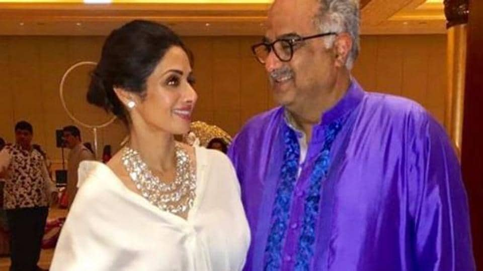 Sridevi died in February, 2018.
