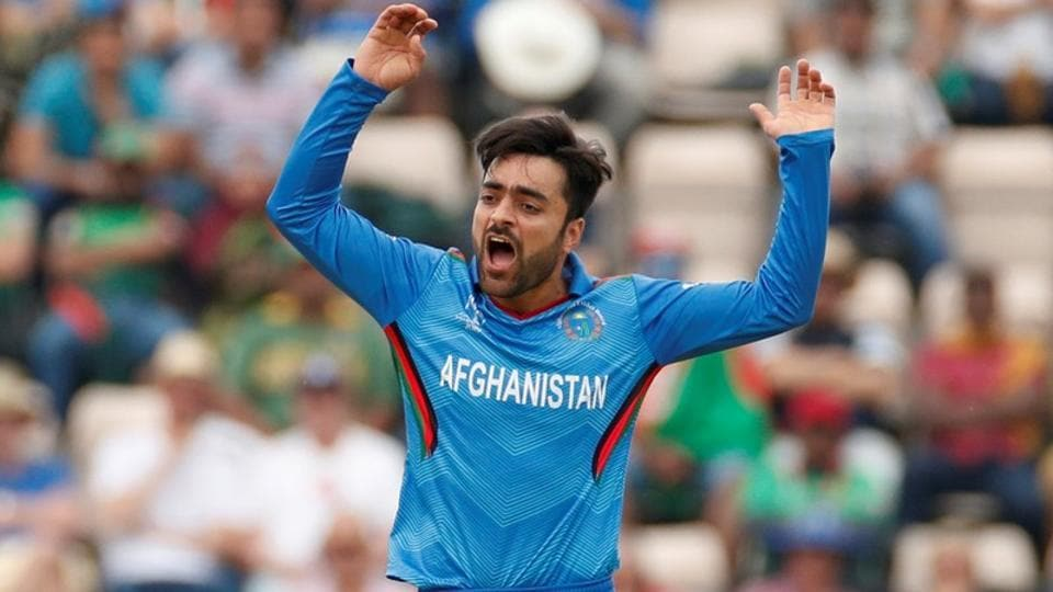 20-year-old Rashid Khan appointed as Afghanistan's captain for all formats