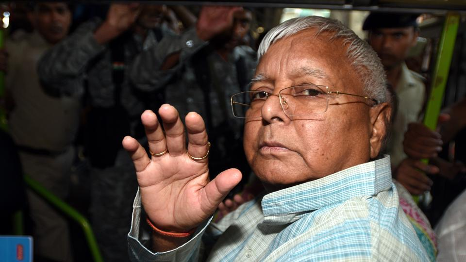 A special CBI court on December 23, 2017, had convicted Lalu Prasad and 15 others in a fodder scam case pertaining to fraudulent withdrawal of Rs 90 lakh from the Deoghar treasury during 1991-1994. It had also awarded him 3.5 years in prison.