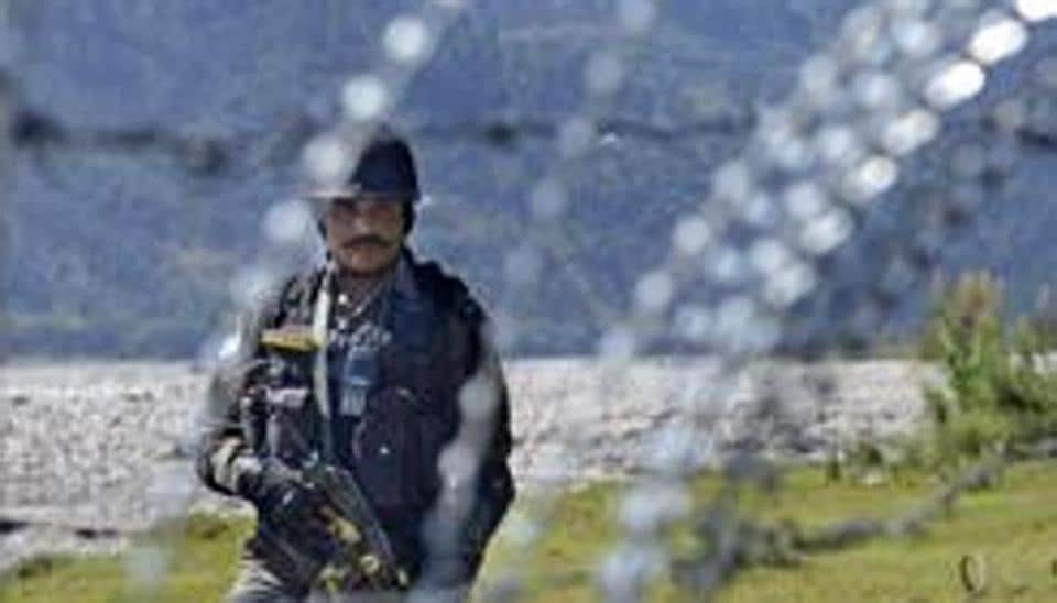 Pakistani troops violated the ceasefire agreement on Friday morning as it opened heavy fire on Indian posts and civilian areas along the Line of Control in Jammu and Kashmir's Poonch and Rajouri districts.