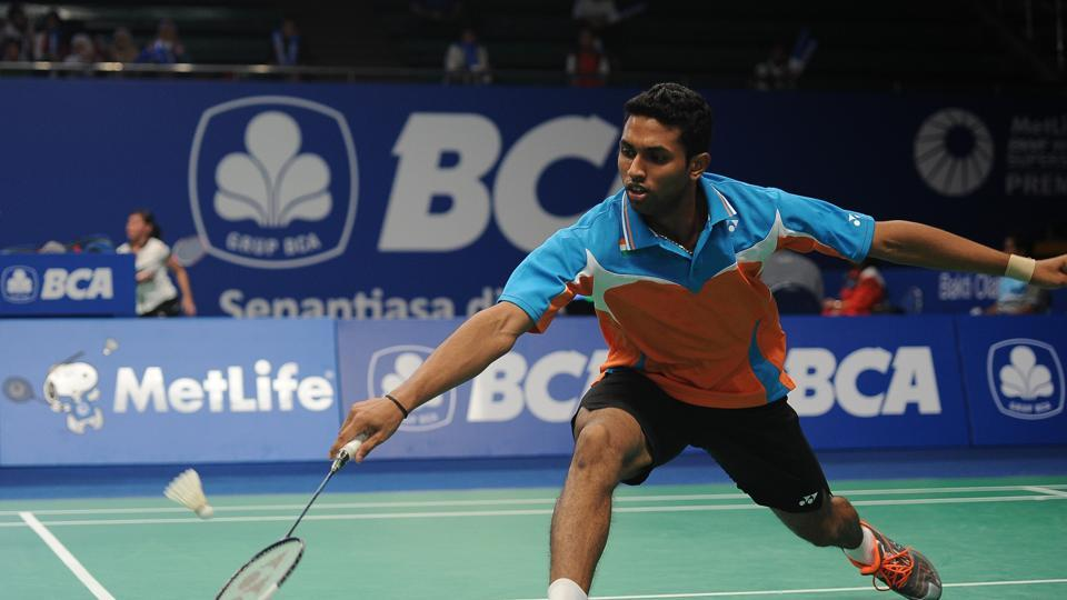 US Open quarterfinals,HS Prannoy,Sourabh