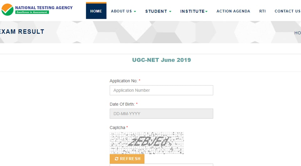 NTA UGC NET Result 2019 declared, check subject- wise cut-off here