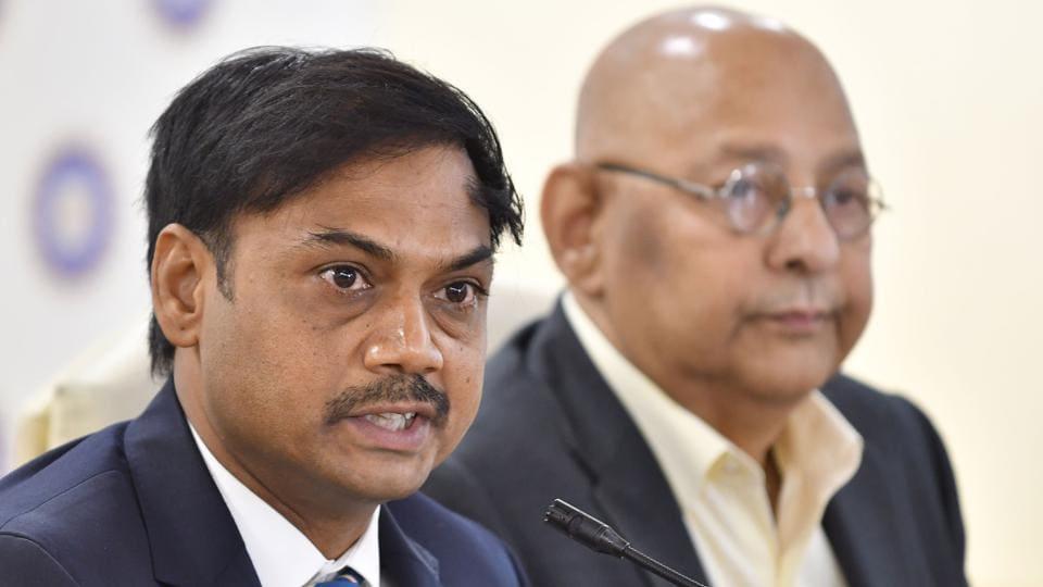 India's chairman of senior selection committee MSK Prasad
