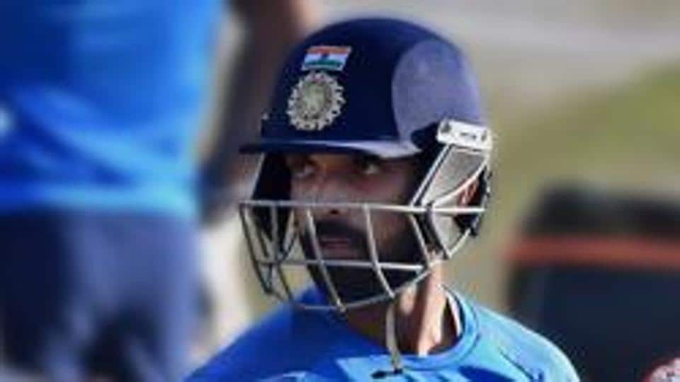 Rahane has been out of favour in India's limited-overs setup for the last one and a half years.