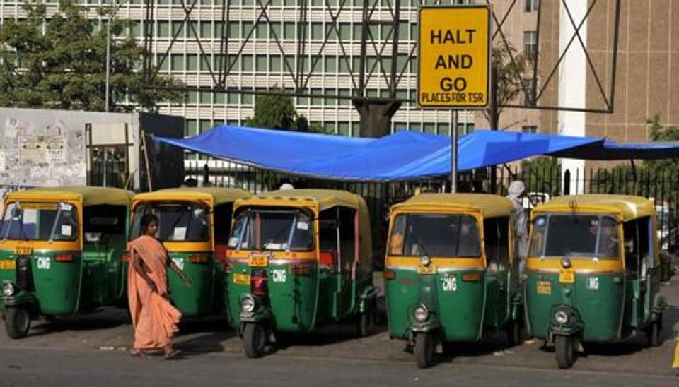 511 spots across Delhi notified as designated auto stands, will be geo-tagged