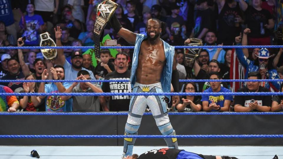 Kofi Kingston,WWE,WWE Extreme Rules