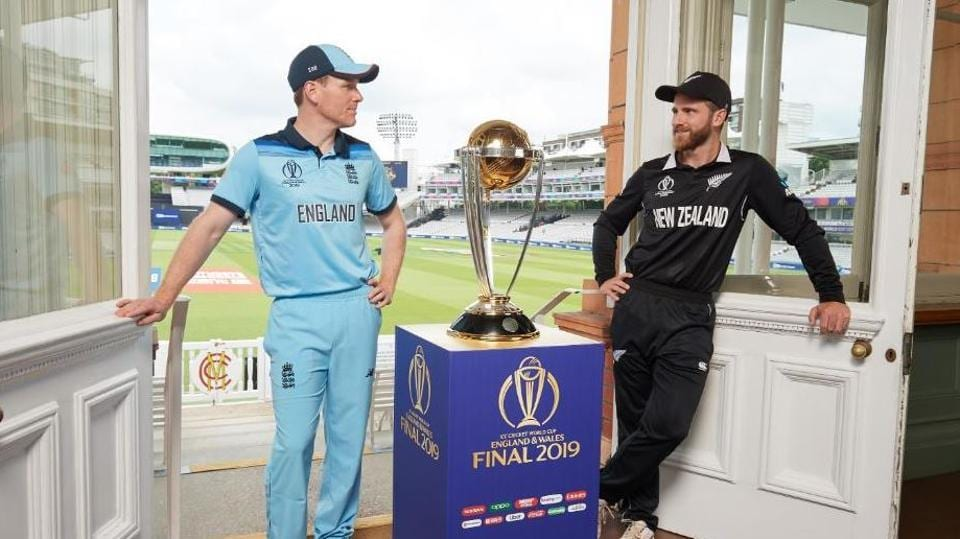 England vs New Zealand World Cup final,World Cup 2019 final,Lord's