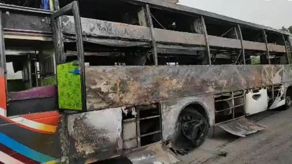 Kurukshetra,Kurukshetra bus accident,bus accident