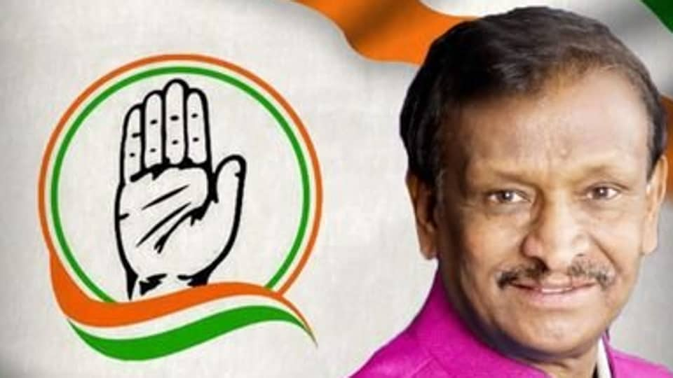 Housing minister and Congress MLA MTB Nagaraj