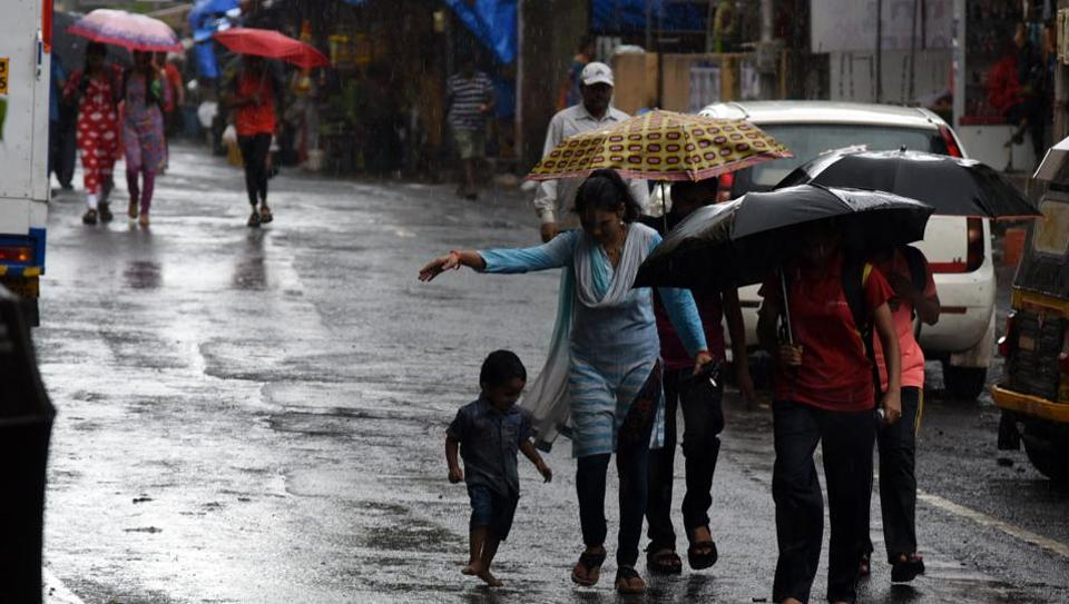 Mumbai,Mumbai rains,Mumbai showers