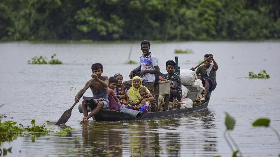 4 more killed in Assam floods, toll reaches 11