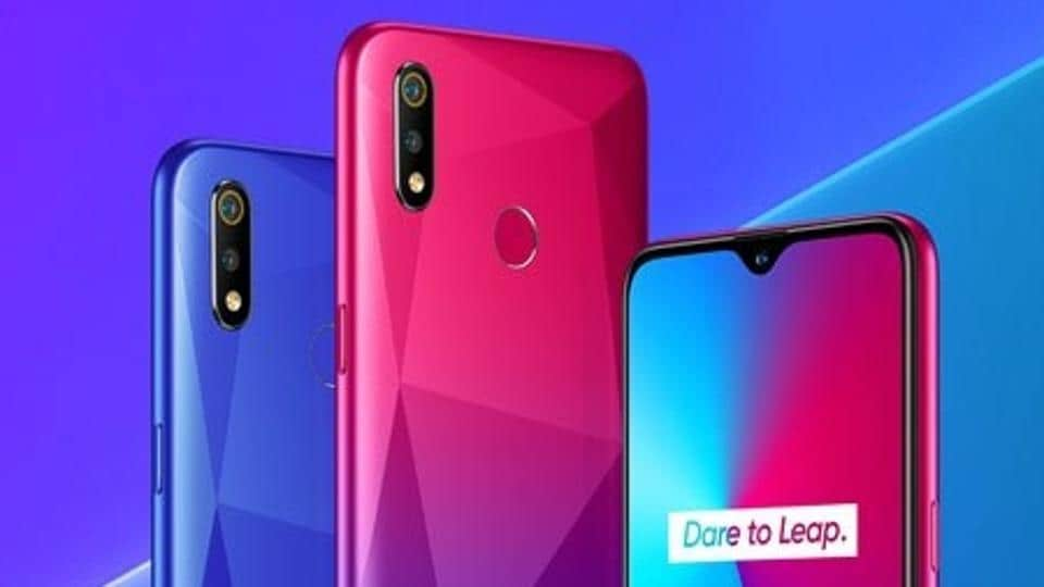 Realme 3i  is here.