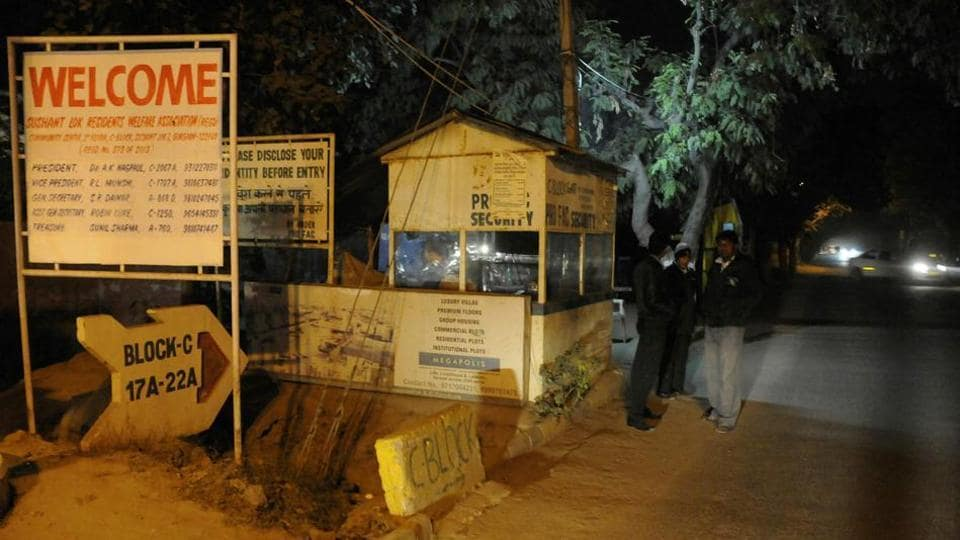 Sushant Lok residents said that since the area was transferred to the MCG in February, burglaries have become commonplace, especially in Block C, where there is no private security.