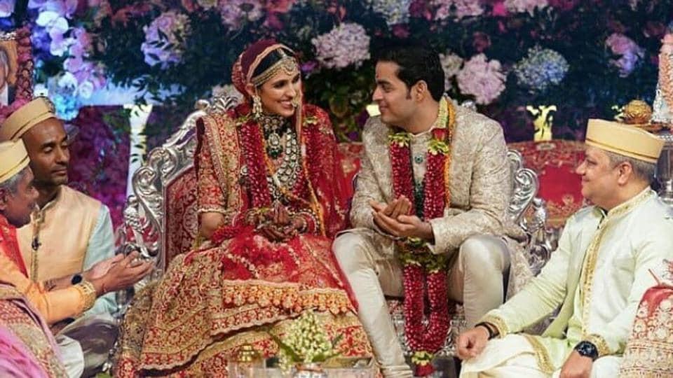 Shloka, who married Akash Ambani in a grand wedding on March 9, celebrated her first birthday (on June 11) as an Ambani