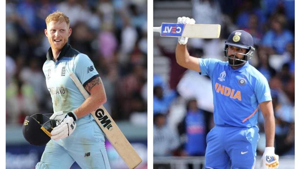 Rohit Sharma and Ben Stokes were at their best during the 2019 ICC World Cup.