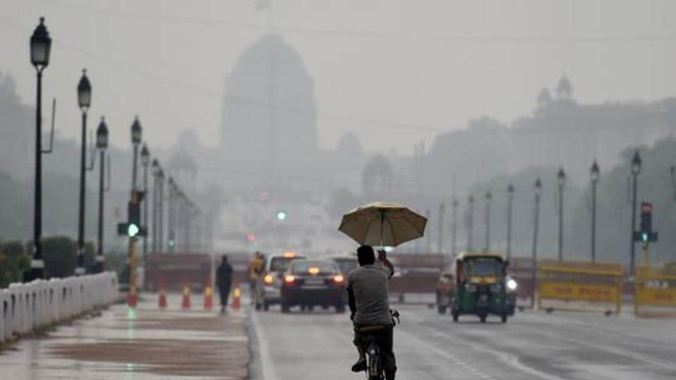 Delhi-NCR likely to get light showers today, to continue till