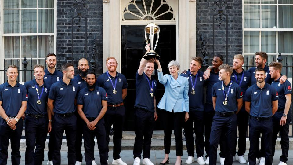 World Cup 2019: Eoin Morgan's men – Many nations, one England – cricket