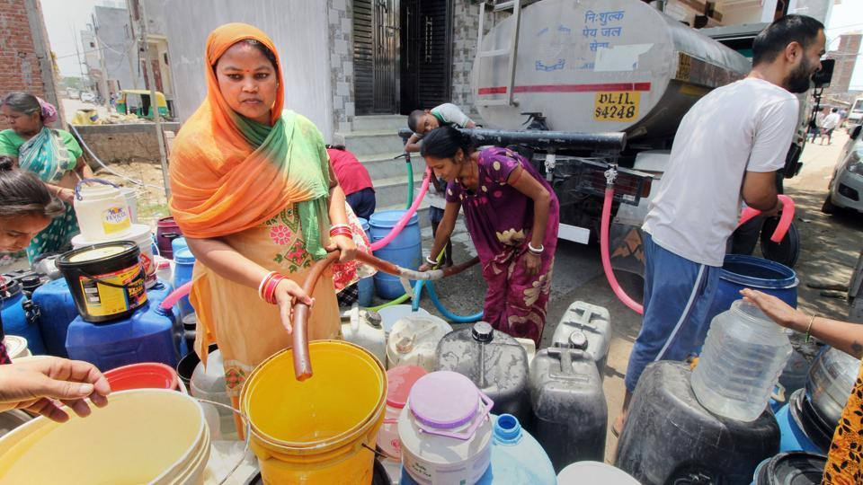 Many places in Andhra Pradesh are reeling under a severe drinking water shortage  on the back of a deficient  monsoon.