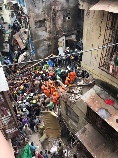 mumbai,mumbai building collapse,dongri