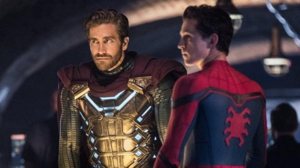 Spider-Man: Far From Home had a massive Easter Egg that no one noticed till Jake Gyllenhaal pointed it out