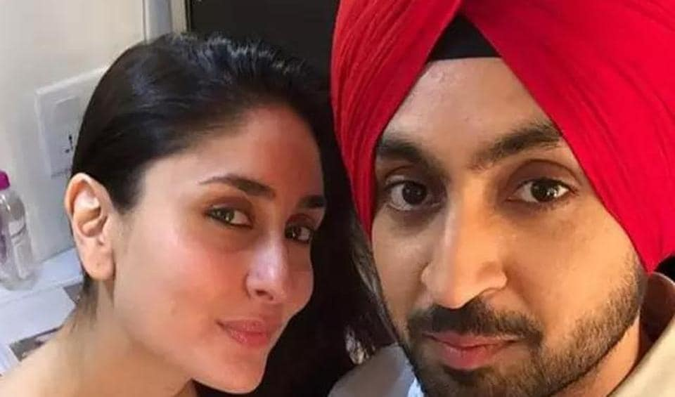 Diljit Dosanjh on Kareena Kapoor: 'Even today, I get nervous while having a conversation with her'