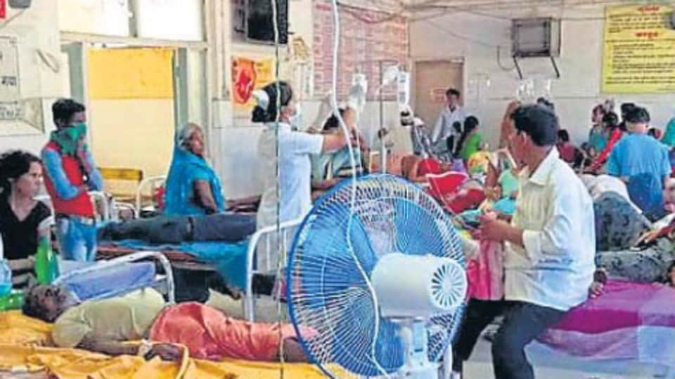 The Bihar government also has deployed at least six more doctors at the Anugrah Narayan Magadh Medical College and Hospital  to deal with the increasing cases of encephalitis.