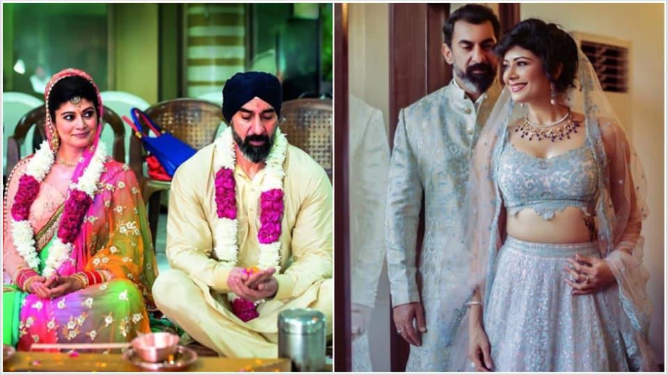 Pooja Batra and Nawab Shah got married on July 4.