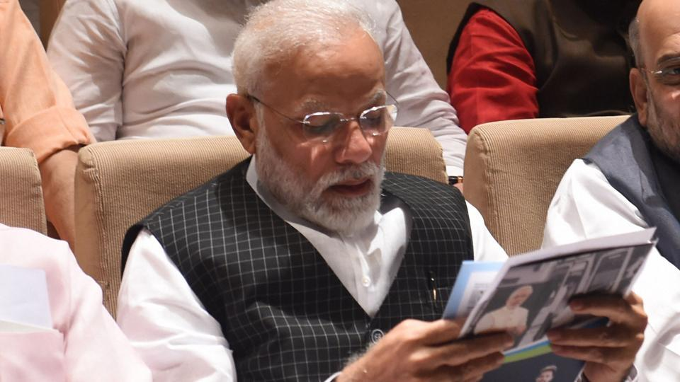 Modi's sharp reminder on Tuesday was not the first time he has highlighted the problem of MPs skipping sittings.