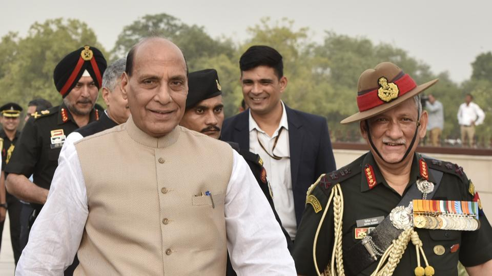 Defence minister and Lucknow MP Rajnath Singh wants land issues with army sorted out