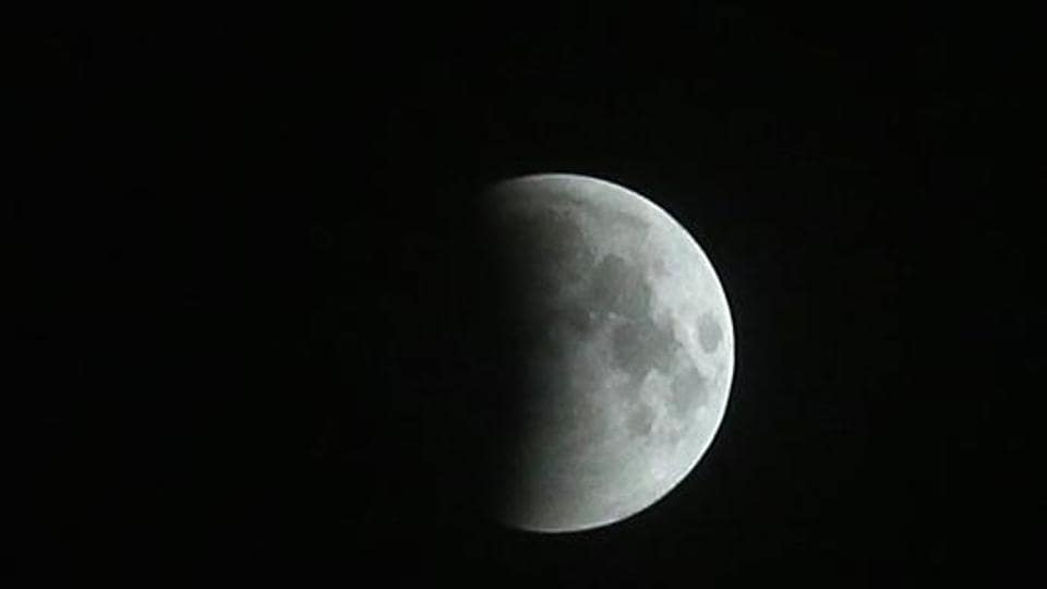 The Moon will remain partially eclipsed till 4:29 am on Wednesday. So it is a golden opportunity for the sky enthusiasts in the country as the eclipse will be visible almost throughout the night, he said.