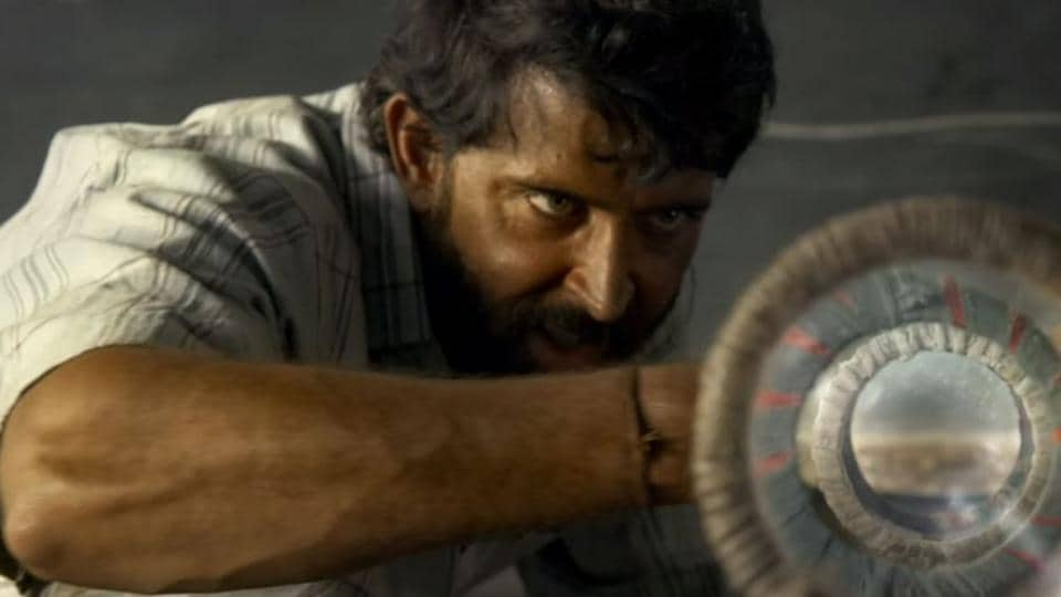 Hrithik Roshan plays mathematician Anand Kumar in Super 30.