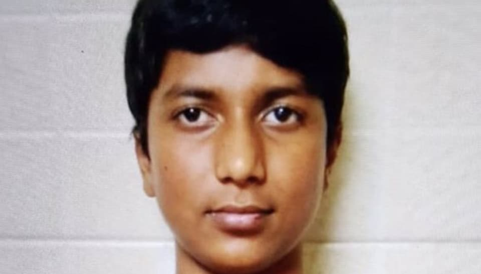 Sharjah police have intensified search for the boy, who hails from Bihar.