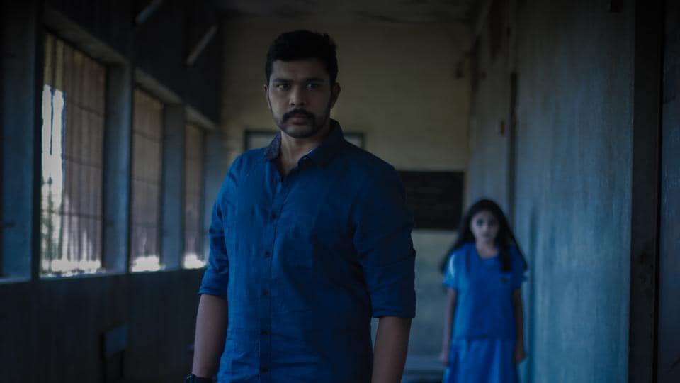 Suyash Tilak in a still from Boomerang, a Marathi web show