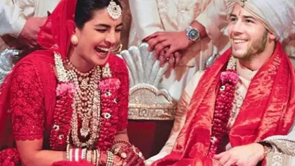 Priyaanka Chopra and Nick Jonas married last year.