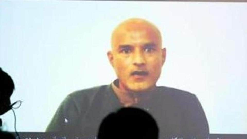 Kulbhushan Jadhav, a retired Naval officer from India who was sentenced to death by a Pakistani military court in 2017
