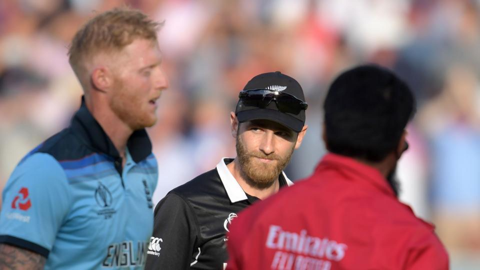 File image of England cricketer Ben Stokes and New Zealand captain Kane Williamson.