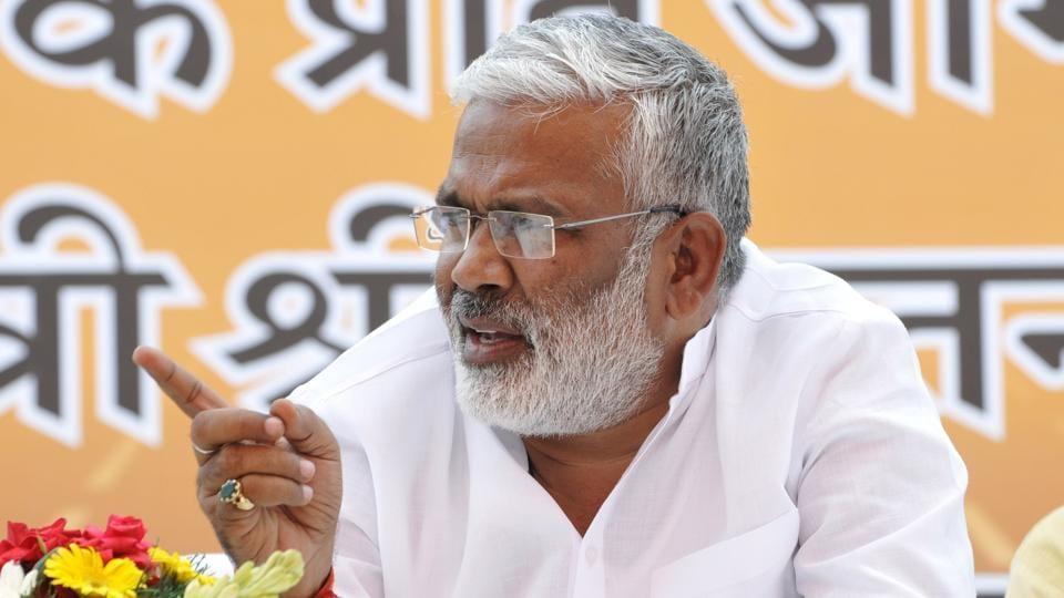 Swatantra Dev Singh.