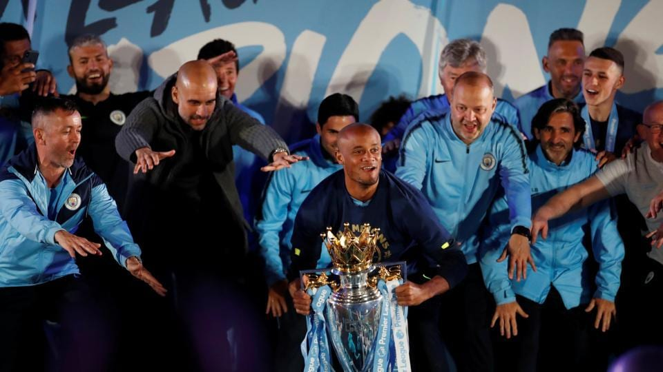 Manchester City players to decide new captain, says Pep Guardiola
