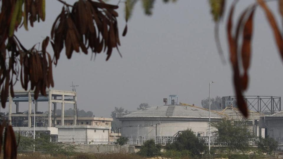 Haryana State Pollution Control Board officials said the plant will be inspected in a day or two, in compliance with the central pollution watchdog's orders.