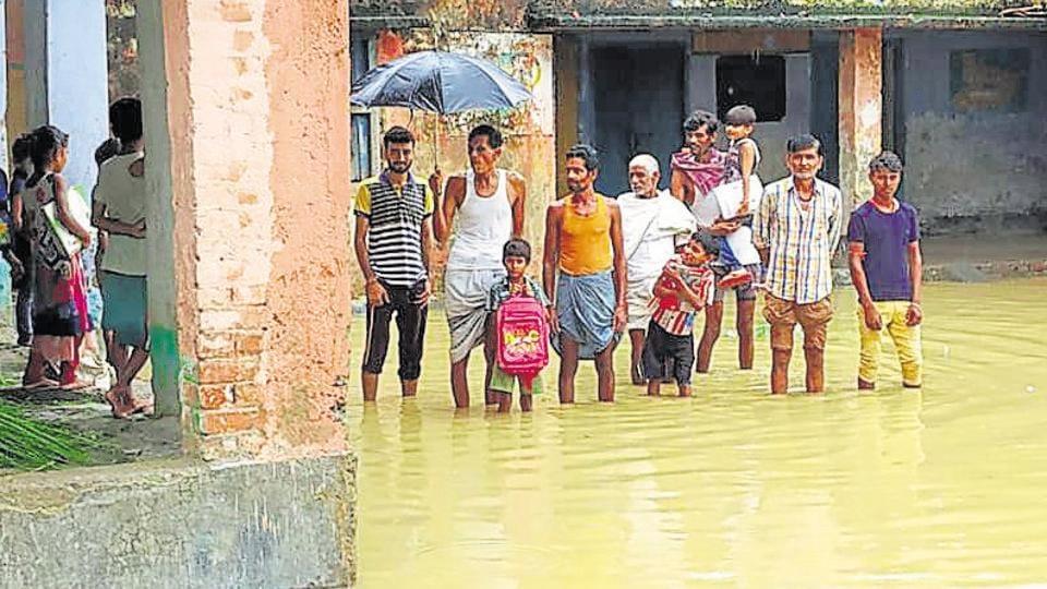 A school that saved lives in flood-ravaged Muzaffarpur