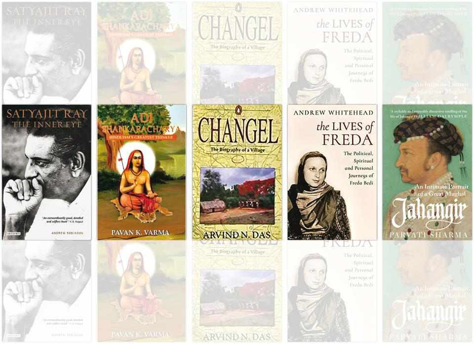 Here's a list of five iconic biographies that will inspire you